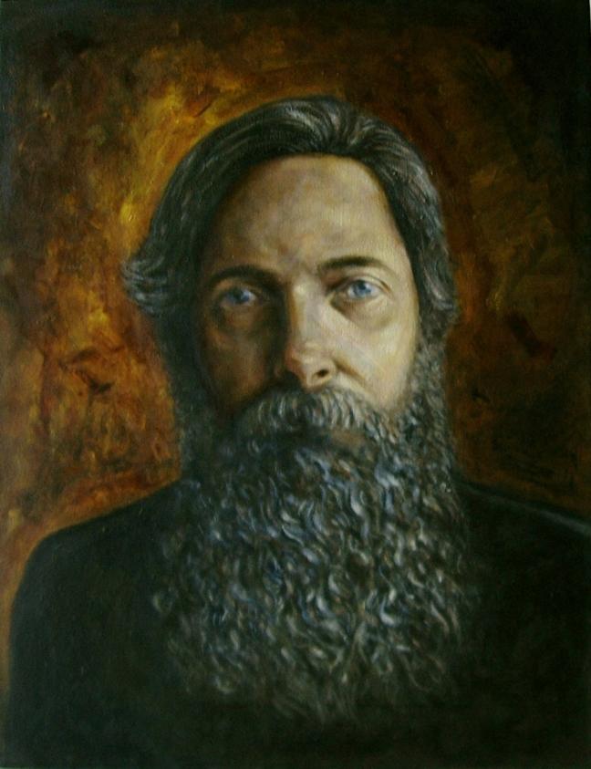 Bill Schaeffer - Acrylic on Canvas - 14
