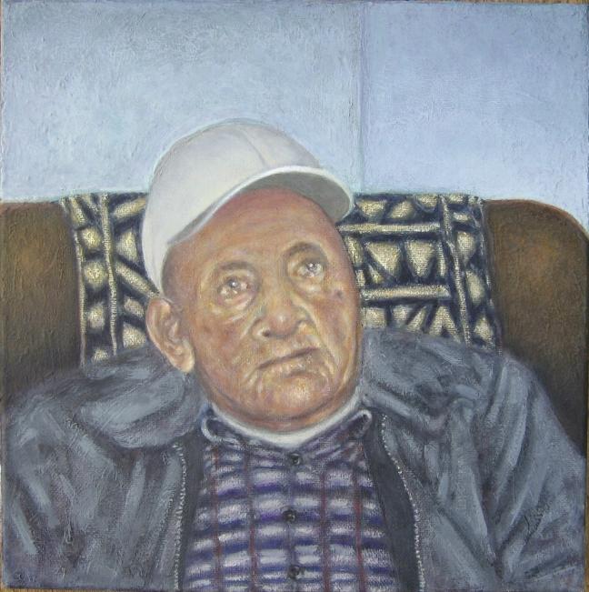 Oscar Walker - Acrylic on Canvas - 12