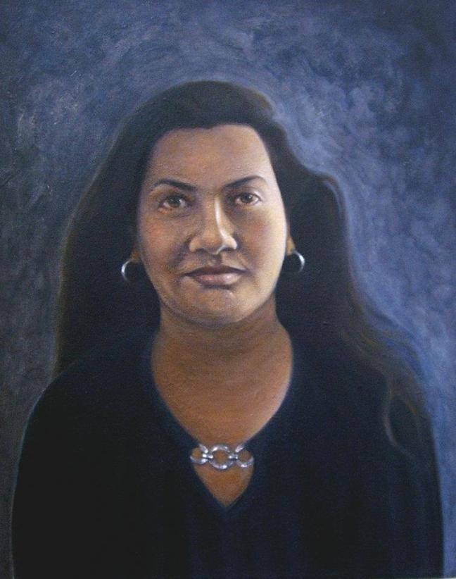 Renée Magaña - Acrylic on Canvas - 18