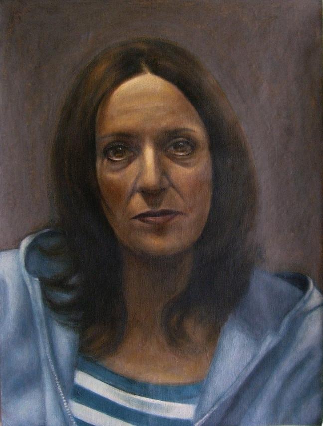 Susan Denson - Acrylic on Canvas - 18
